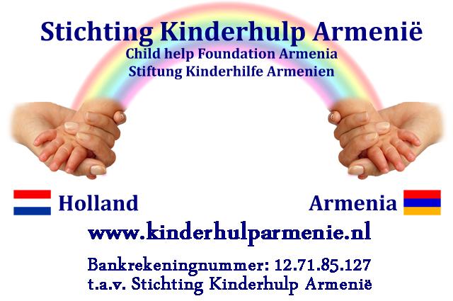 logo stichting kinderhulp armenie groot