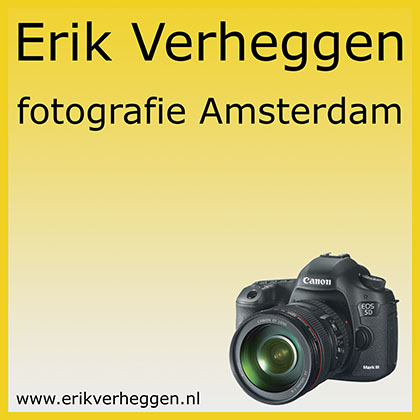 Amsterdam photographer Erik Verheggen