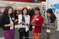 visiting ladies at RAI Amsterdam