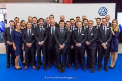 group photo at RAI Amsterdam